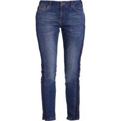 Mos Mosh KINSLEY JEANS Jeansy Slim Fit blue denim. Niebieskie rurki damskie Mos Mosh. W wyprzedaży za 329,45 zł.