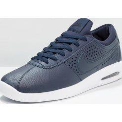 Nike SB AIR MAX BRUIN VAPOR L Tenisówki i Trampki obsidian/black. Niebieskie trampki męskie Nike SB, z materiału. W wyprzedaży za 423,20 zł.