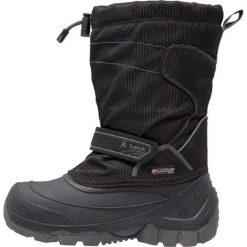 Buty zimowe damskie: Kamik SNOWCOAST Śniegowce black