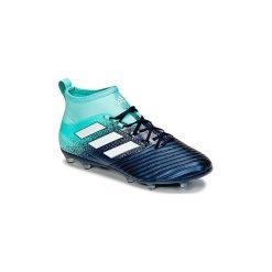 Buty do piłki nożnej adidas  ACE 17.2 FG. Niebieskie halówki męskie Adidas, do piłki nożnej. Za 398,30 zł.