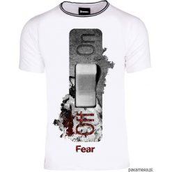 T-shirt 2REBEL męski. Czarne t-shirty męskie marki Pakamera, m, z kapturem. Za 203,00 zł.