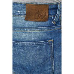 Tom Tailor Denim - Jeansy. Niebieskie jeansy męskie slim marki House, z jeansu. W wyprzedaży za 129,90 zł.