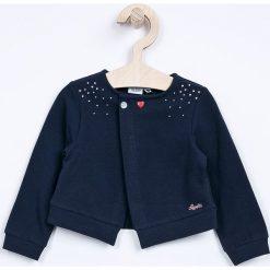 Blukids - Sweter dziecięcy 74-98 cm. Białe swetry dziewczęce marki Reserved, l. W wyprzedaży za 69,90 zł.