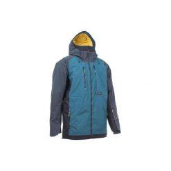 24907165140ea Kurtka snowboardowa i narciarska SNB JKT 900 męska. Niebieskie kurtki  męskie WED'ZE,