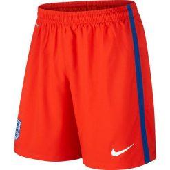 Spodenki i szorty męskie: Nike Spodenki męskie England Home/Away Goalkeeper Stadium Short czerwony r. M (724605)