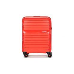 Walizki twarde American Tourister  SUNSIDE 55CM 4R. Czerwone walizki marki American Tourister. Za 519,00 zł.