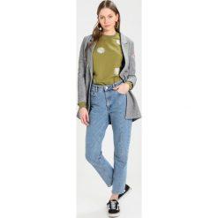 Bluzy rozpinane damskie: Moves VARIS Bluza olive drab
