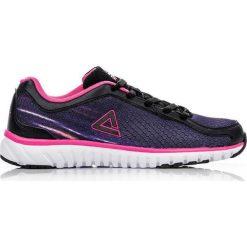 Buty sportowe damskie: PEAK PEAK BUTY DO BIEGANIA DAMSKIE E52178H 40 czarno-różowe 2/15 - 62887