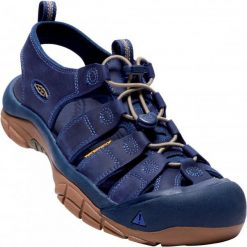 Keen Sandały Męskie Newport Evo M Yankee Blue/Dress Blues Us 9,5 (42,5 Eu). Niebieskie sandały męskie marki Keen. Za 336,00 zł.