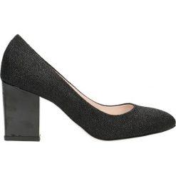 Buty ślubne damskie: Czółenka LENA