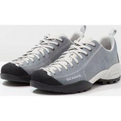 Scarpa MOJITO Obuwie hikingowe metal gray. Szare buty sportowe damskie Scarpa, z gumy, outdoorowe. Za 529,00 zł.