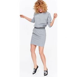 Sukienki hiszpanki: SUKIENKA DAMSKA GŁADKA