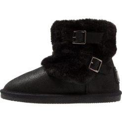 Cassis côte d'azur SUZETTE Botki noir. Czarne buty zimowe damskie Cassis côte d'azur, z materiału. W wyprzedaży za 344,25 zł.