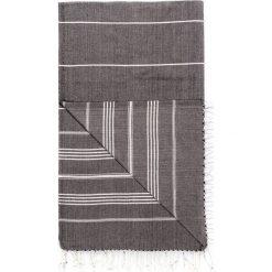 Chusta hammam w kolorze czarnym - 180 x 95 cm. Czarne chusty damskie marki Hamamtowels, z bawełny. W wyprzedaży za 43,95 zł.