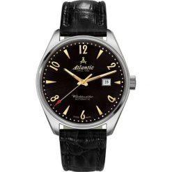 Zegarek Atlantic Męski Worldmaster 51752.41.65G Automatyczny czarny. Czarne zegarki męskie Atlantic. Za 2443,99 zł.