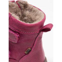 Bisgaard Śniegowce pink. Czerwone kozaki dziewczęce Bisgaard, z materiału. W wyprzedaży za 359,20 zł.