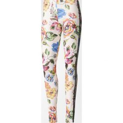 Adidas Legginsy damskie Floralita Tight  multikolor r. 40  (BR5116). Szare legginsy sportowe damskie marki Adidas. Za 110,00 zł.