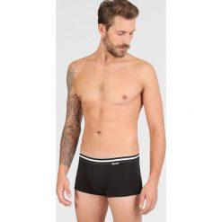 DIM ECO 4 PACK Panty noir. Czarne bokserki męskie DIM, z bawełny. Za 169,00 zł.