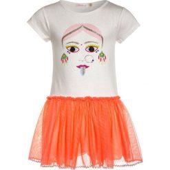 Sukienki dziewczęce: Billieblush Sukienka z dżerseju ecru orange