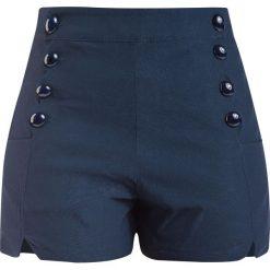 Szorty damskie: Voodoo Vixen High Rise Shorts Krótkie spodenki damskie granatowy