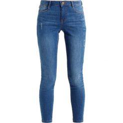 Dorothy Perkins HARPER Jeansy Slim Fit midwash. Szare jeansy damskie marki Dorothy Perkins. Za 139,00 zł.