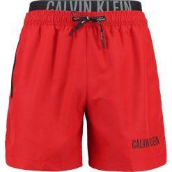Kąpielówki męskie: Calvin Klein Swimwear MEDIUM DOUBLE Szorty kąpielowe salsa