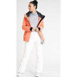 Bench Kurtka snowboardowa camellia. Pomarańczowe kurtki damskie narciarskie Bench, xs, z materiału. W wyprzedaży za 441,75 zł.