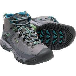 Buty trekkingowe damskie: Keen Buty trekkingowe damskie TARGHEE EXP MID WP kolor szaro-niebieski r. 37.5 (TARGHEXPMW-WN-SGBA)