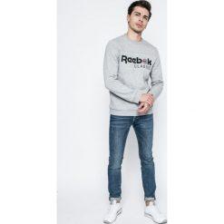 Reebok Classic - Bluza. Szare bluzy męskie rozpinane marki MEDICINE, l, z bawełny, bez kaptura. W wyprzedaży za 179,90 zł.