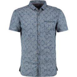 Koszule męskie na spinki: Teddy Smith CARYL Koszula unique