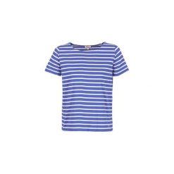 T-shirty z krótkim rękawem Armor Lux  NOULEDO. Białe t-shirty damskie marki Armor lux, xs. Za 118,30 zł.