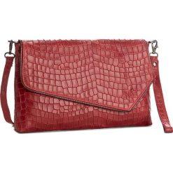 Torebka CREOLE - K10362  Czerwony. Czerwone torebki klasyczne damskie Creole, ze skóry. Za 129,00 zł.