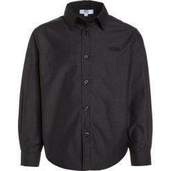 Bluzki dziewczęce bawełniane: BOSS Kidswear LANGARM Koszula schwarz