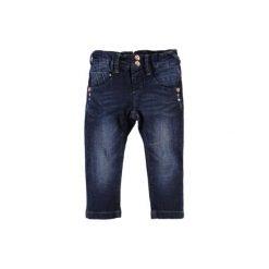 NAME IT Girls Mini Spodnie dżinsowe NITRIA dark denim. Czarne spodnie chłopięce Name it, z aplikacjami, z bawełny. Za 79,00 zł.