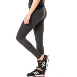 Spodnie damskie: 4f Legginsy damskie H4L18-LEG001 szare r. L