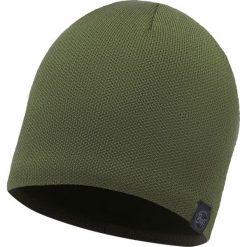 Czapki męskie: Buff Czapka Knitted Polar Solid Military zielona (BP111474.846.10.00)