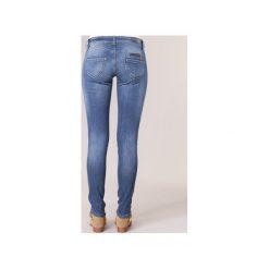 Jeansy slim fit Freeman T.Porter  ALEXA SLIM SDM. Niebieskie jeansy damskie relaxed fit marki Freeman T. Porter. Za 351,20 zł.