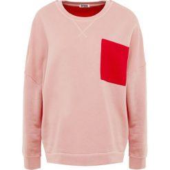 DRYKORN SIEMMA Bluza rose. Czerwone bluzy rozpinane damskie DRYKORN, xs, z bawełny. Za 419,00 zł.