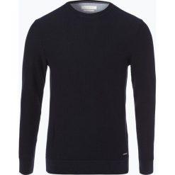 Swetry męskie: Bugatti – Sweter męski, niebieski