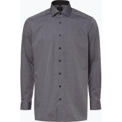 OLYMP Luxor modern Fit - Koszula męska – niewymagająca prasowania, szary. Szare koszule męskie non-iron marki OLYMP Luxor modern Fit, m. Za 149,95 zł.