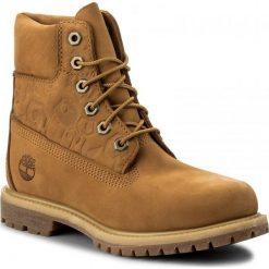 Buty trekkingowe damskie: Timberland Buty damskie 6 In Premium Boot W brązowe r. 37 (A1K3N)