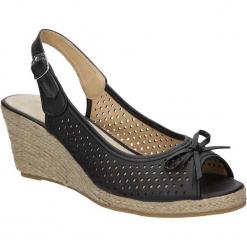 SANDAŁY AMERICAN SM140702-3L. Szare sandały damskie American. Za 39,99 zł.