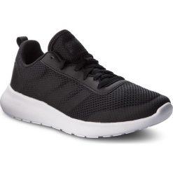Buty adidas - Element Race DB1464 Carbon/Cblack/Ftwwht. Czarne buty do biegania męskie Adidas, z materiału. W wyprzedaży za 189,00 zł.
