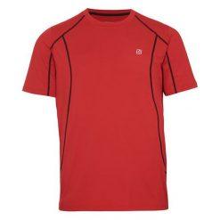 KILLTEC Koszulka męska Metodi czarno-czerwona r. XL (25877XL). Czarne koszulki sportowe męskie KILLTEC, m. Za 79,95 zł.