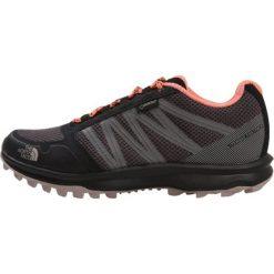 The North Face LITEWAVE FP GTX  Obuwie hikingowe anthracite. Czerwone buty sportowe damskie marki The North Face, z materiału, outdoorowe. Za 399,00 zł.