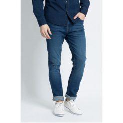 Medicine - Jeansy Modern Staples. Niebieskie jeansy męskie slim marki MEDICINE, z bawełny. W wyprzedaży za 99,90 zł.