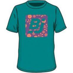 T-shirty chłopięce: BEJO Koszulka dziecięca  LOGO BJ KIDSG Navigate zielona r. 110