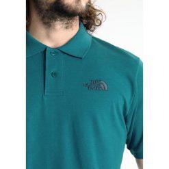 The North Face Koszulka polo blue coral. Szare koszulki polo marki The North Face, l, z materiału, z kapturem. Za 199,00 zł.