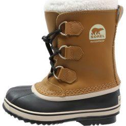 Buty zimowe damskie: Sorel YOOT PAC Śniegowce mesquite