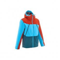 Kurtka narciarska freeride JKT Free 700 męska. Czerwone kurtki narciarskie męskie WED'ZE, m, z materiału. Za 499,99 zł.